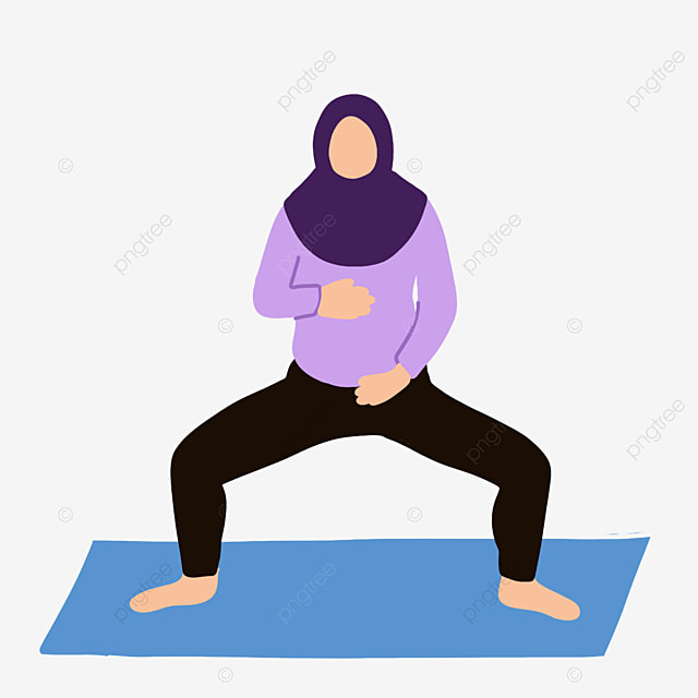 But there's plenty of reason to b. Cartoon Pregnant Yoga Wearing Hijab Yoga Pregnant Yoga International Day Yoga Png Transparent Clipart Image And Psd File For Free Download