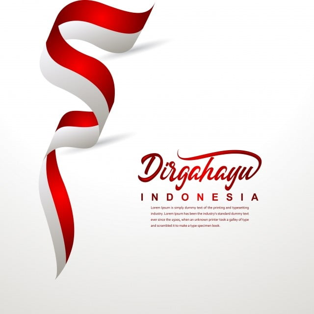 Indonesia Independence Day Celebration Creative Design Illustration Vector Template Creative Icons Template Icons Celebration Icons Png And Vector With Transparent Background For Free Download