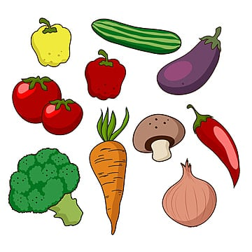 Vegetables PNG Images | Vector and PSD Files | Free ...