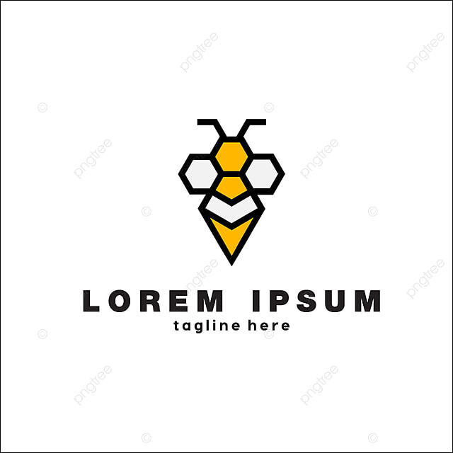 No more templates to display! Hexagon Honeycomb Honey Bee Line Art Logo Template Bumblebee Clipart Bee Line Png And Vector With Transparent Background For Free Download