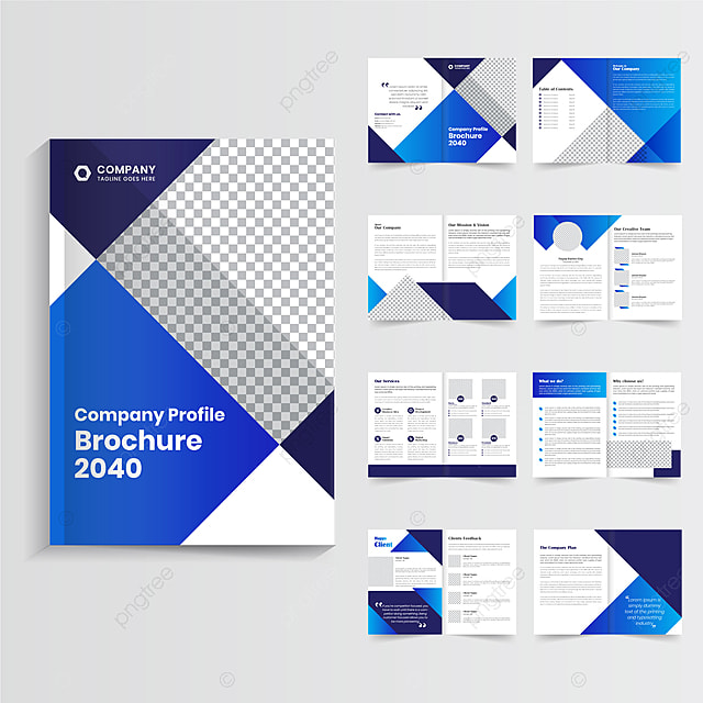 Clickup offers tasks, docs, reminders, goals, calendars, and even an inbox so teams can use the same app to plan, organize, and collaborate. Company Profile Templates Psd Design For Free Download Pngtree