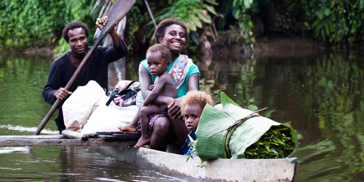 WCS Papua New Guinea > Home