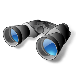 Иконка бинокль - Png картинки и иконки без фона