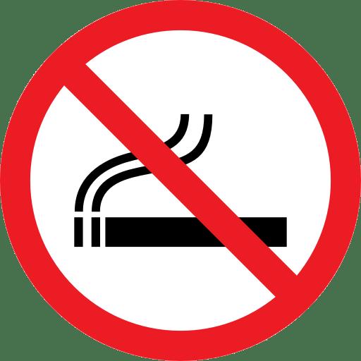 Иконка не курить - Png картинки и иконки без фона