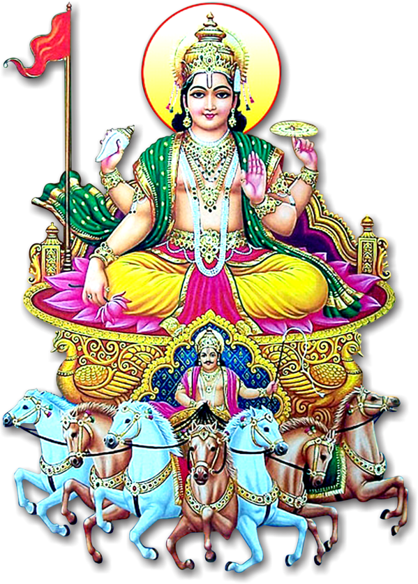God sun png Transparant psd image for chhath puja