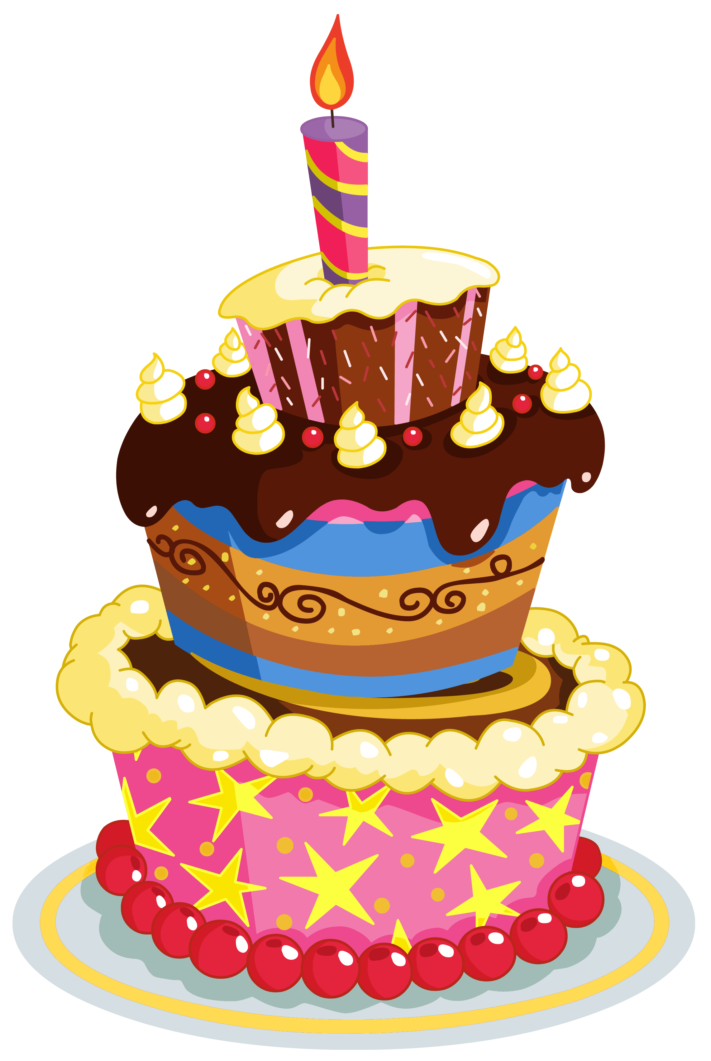 Cake Png Images Free Download Birthday Cake Png Images