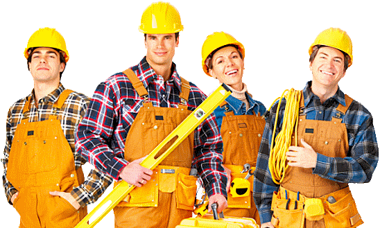 Industrail workers PNG images, engineer PNG, builder PNG