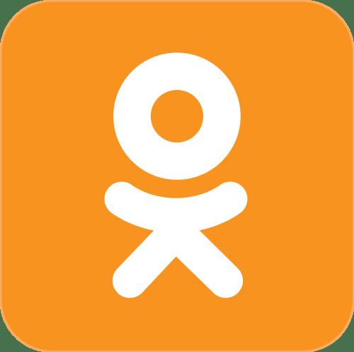 Одноклассники PNG логотип скачать бесплатно