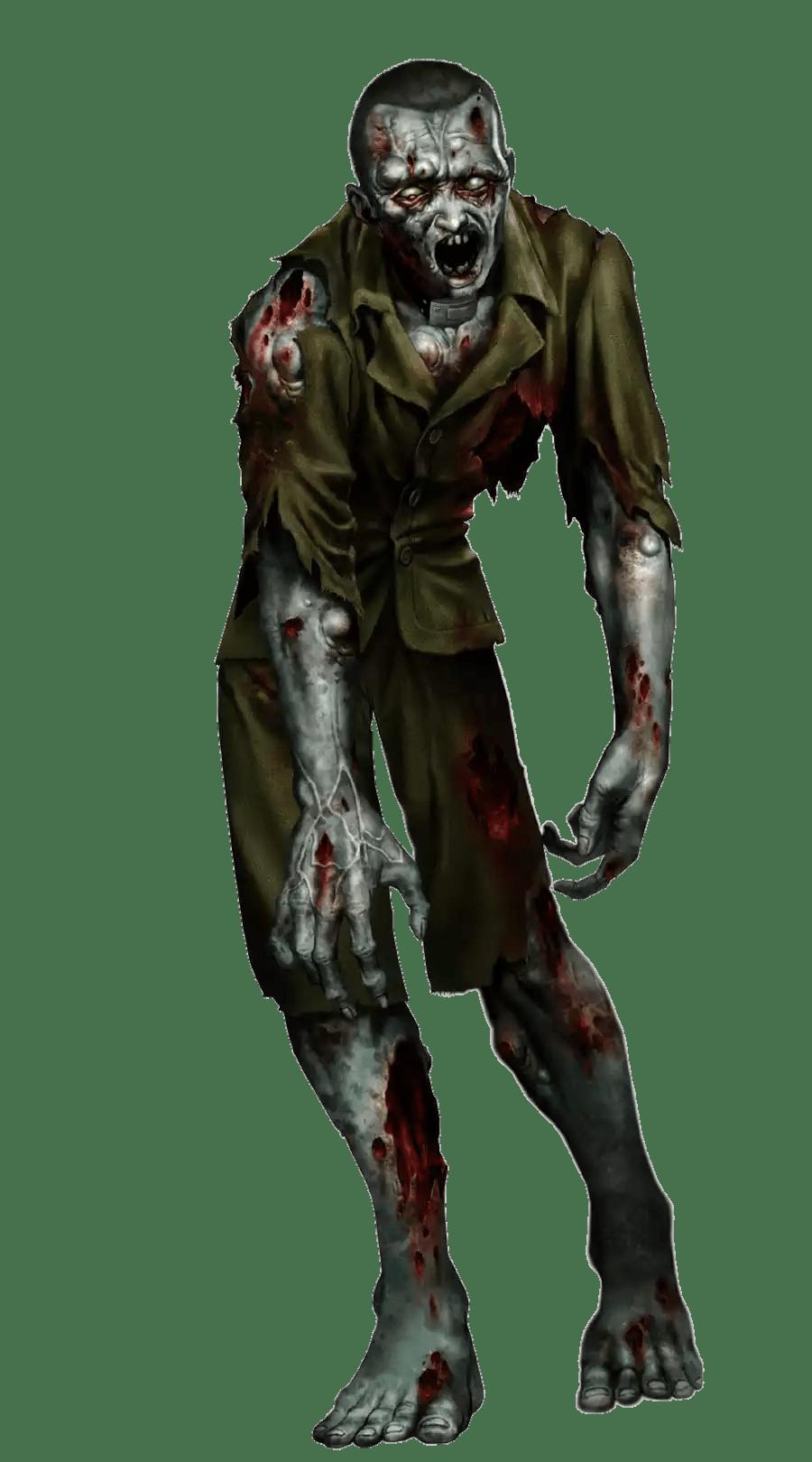 Horror Transparent Background
