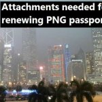 PNG Passport Application Form Completion Guide