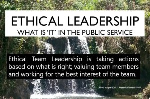 what is ethical leadership