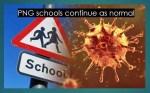 Will PNG schools close because of coronavirus?