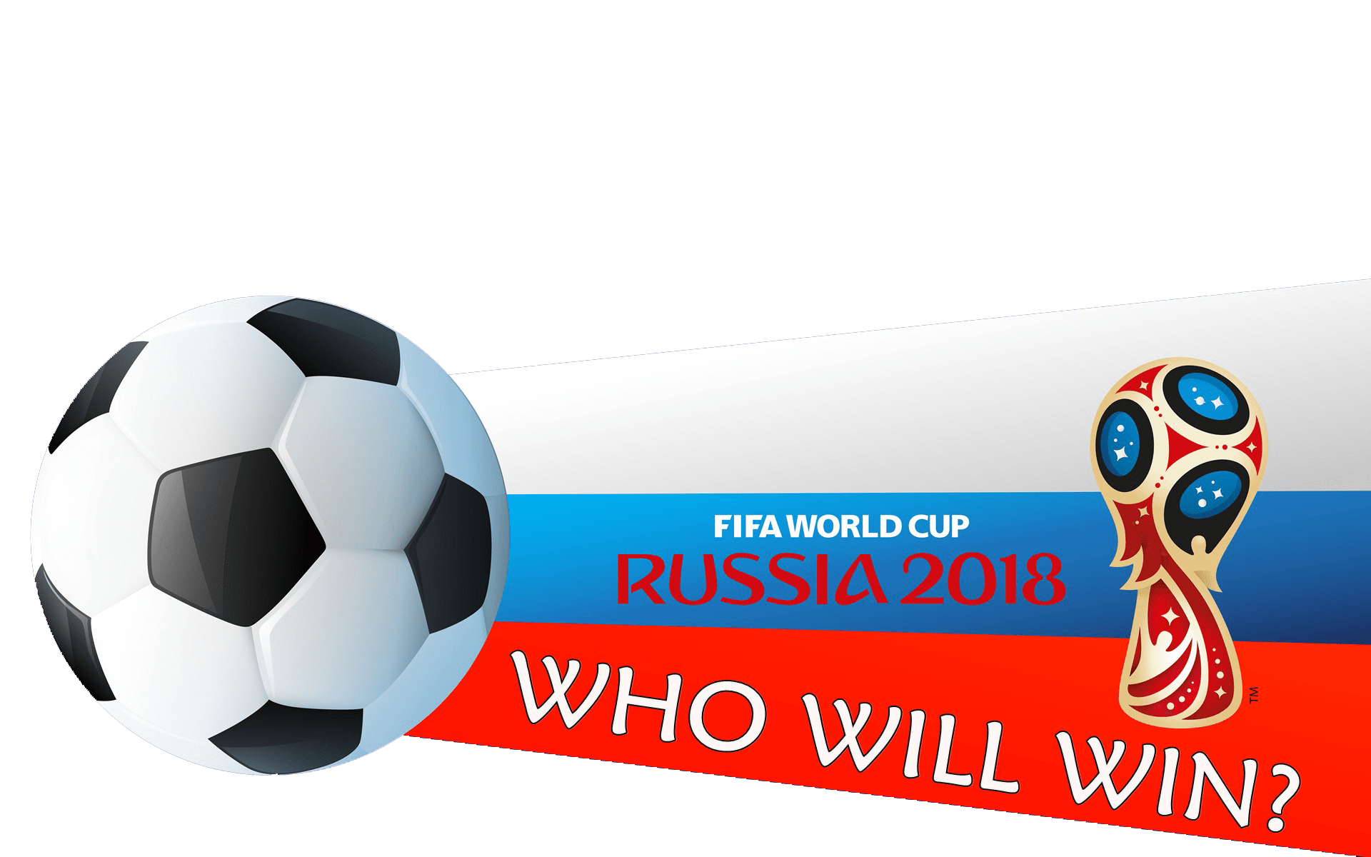 Who Will Win FIFA World Cup 2018 Football Match PNG