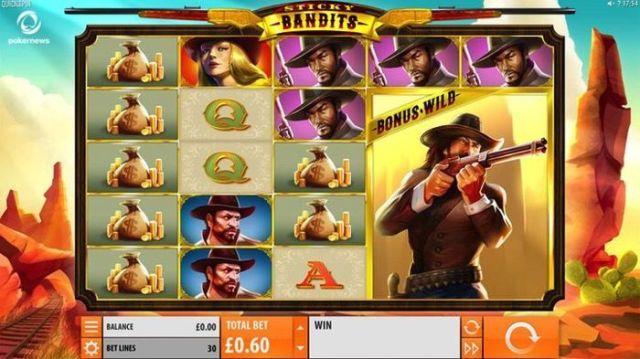 Free Sticky Bandits Games Online