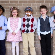 First Grade Students Celebrate the 101st Day of School
