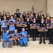 Sweepstakes at District FFA LDE Event