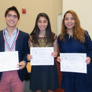 Students Ace National French Exam