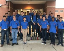 MHS MCJROTC Program Top Ten In Four-Sate Region