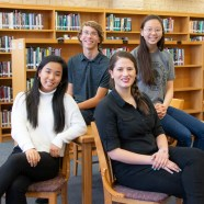 Four students score perfect on ACT