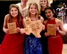 Midway ISD Excels in this Year's CDE Competition