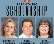 Midway ISD Announces First Para-to-Pro Scholarship Recipients