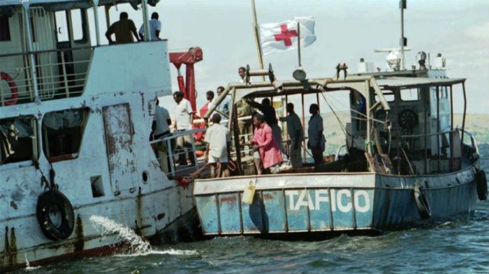 कङ्गोको नदीमा डुङ्गा डुब्दा ४० भन्दा बढीको मृत्यु