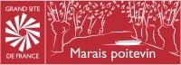 Logo Grand Site de France Marais poitevin