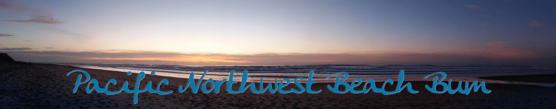 Pacific Northwest Beach Bum