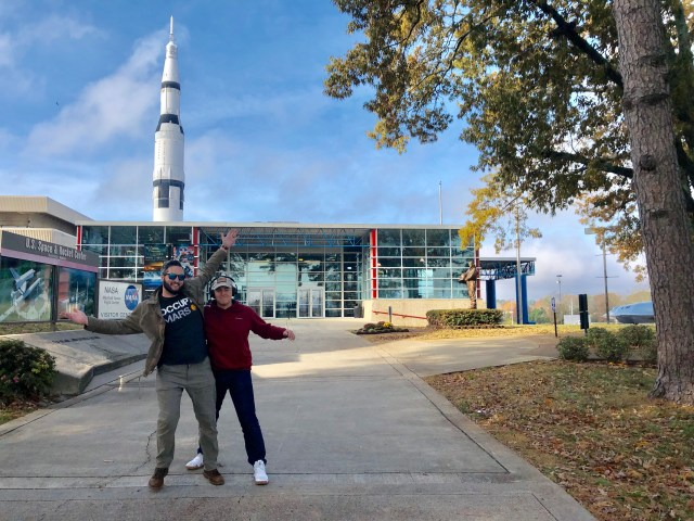 U.S. Space and Rocket Center - Huntsville, AL