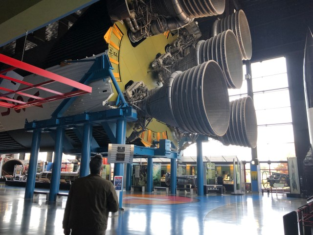 SA-500D Saturn V - U.S. Space and Rocket Center - Huntsville, AL