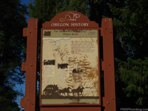 The Dalles to Canon City Wagon Road
