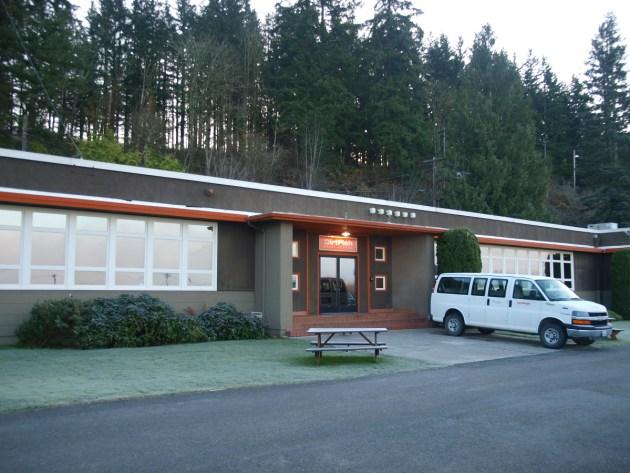 Twin Peak's Sheriff's Office