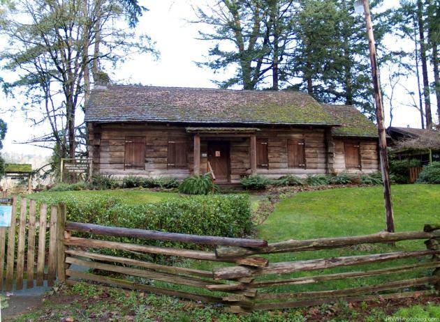 Pioneer Mothers Memorial Cabin Museum