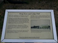 Historic Boones Landing Oregon