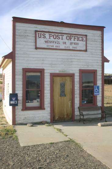 Westfall Post office email