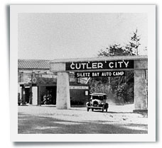 Cutler City, Oregon