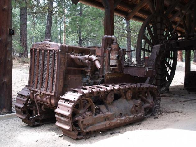 Collier Logging Museum Oregon