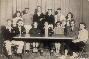 1949 - Kelso High School Student Council