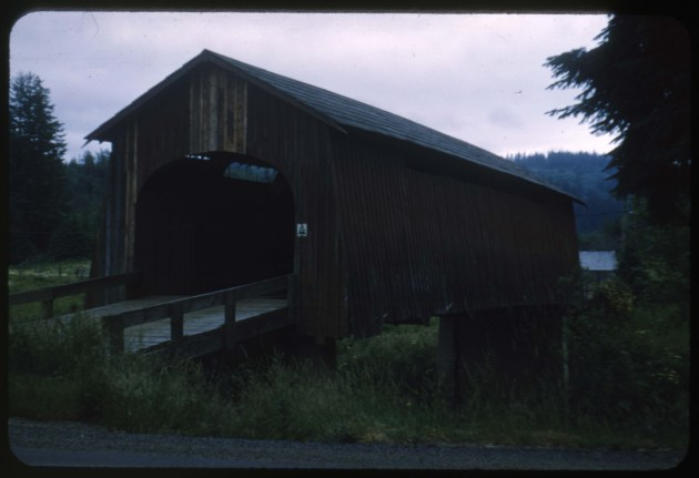 Trapp Creek Covered Bridge