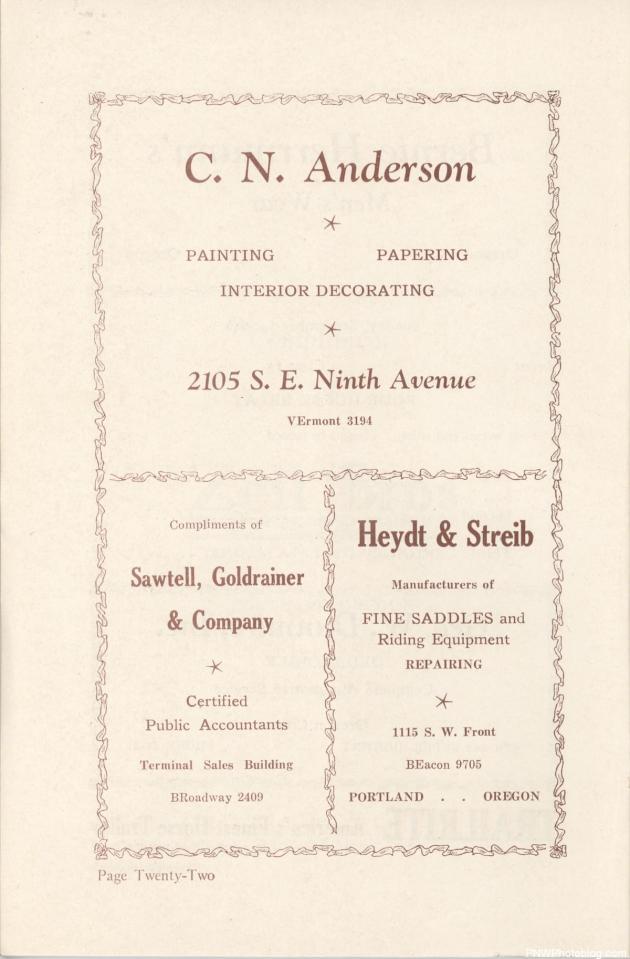 C.N. Anderson