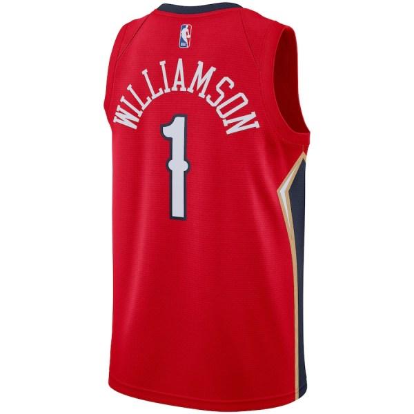 Zion Williamson Swingman Jersey