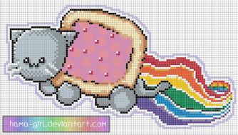 nyan_cat_pixel_art_template_by_hama_girl-d9yj3du