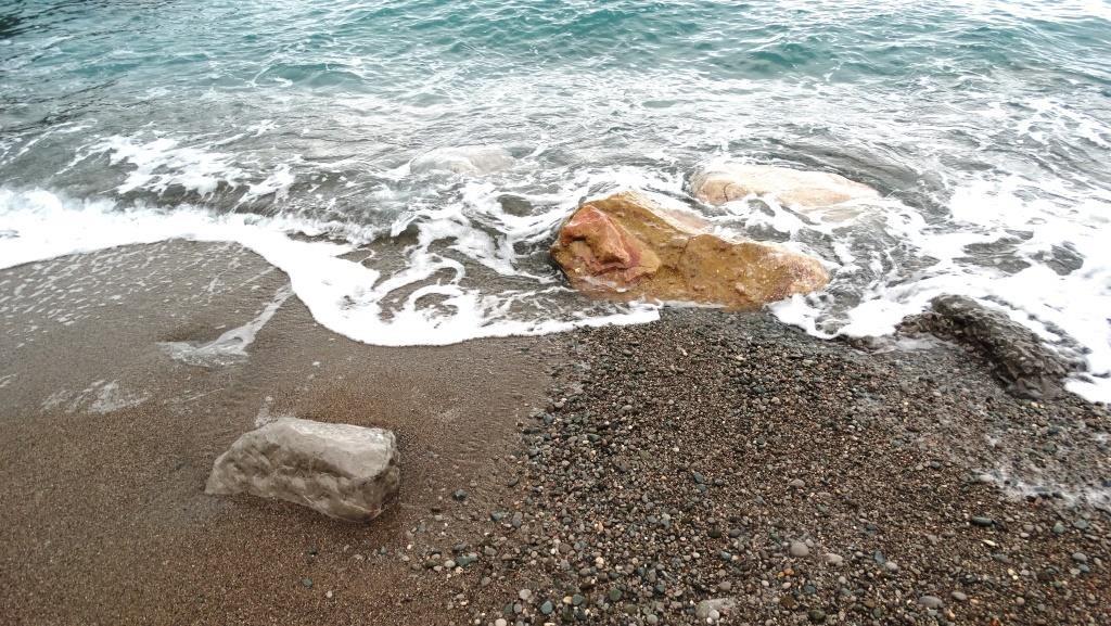 nisip roată oameni - ambele vedere)