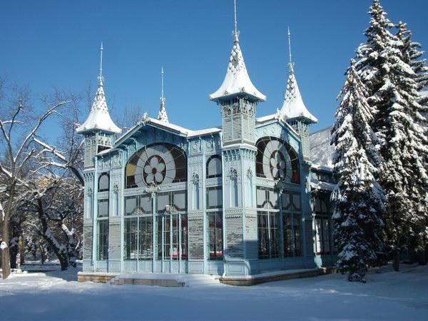 Достопримечательности Пятигорска: фото с описанием