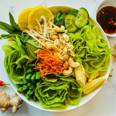 Vegan Thai Salad