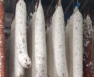 Poaka free range pork Salami Genoa – Half