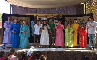 Los alumnos del Manuel Pérez de Bollullos visitan Poblado Tartésico.
