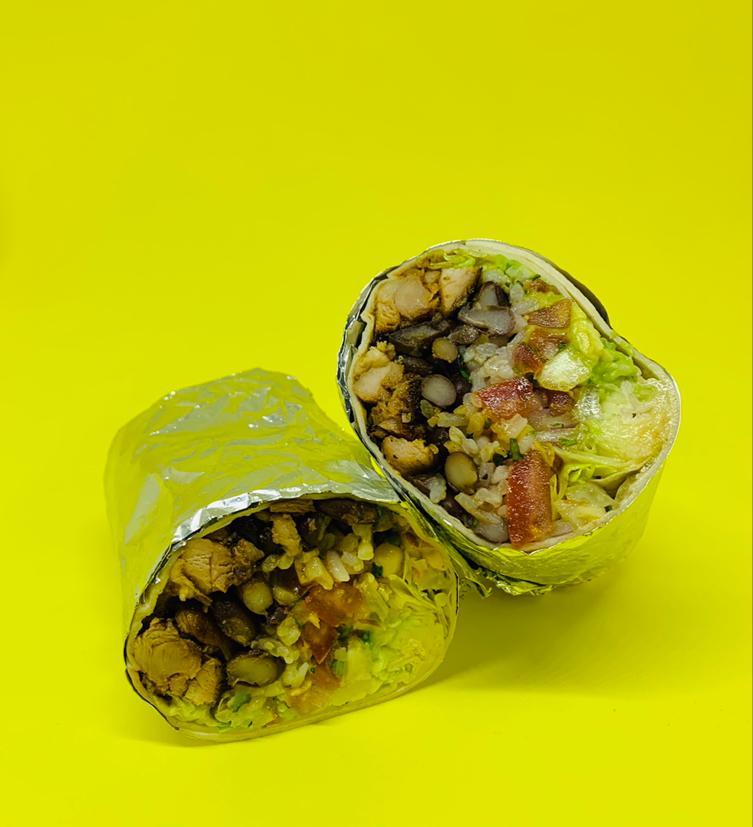 Burrito Fresca