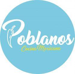 Poblanos Cocina Mexicana Logo