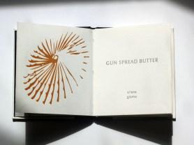 gun spread butter